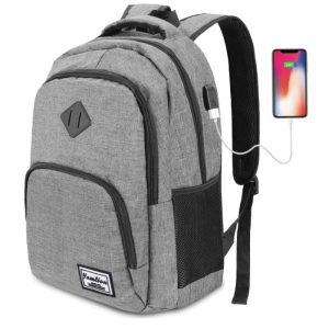 Mochilas con cargador USB para recargar el smartphone y la tablet