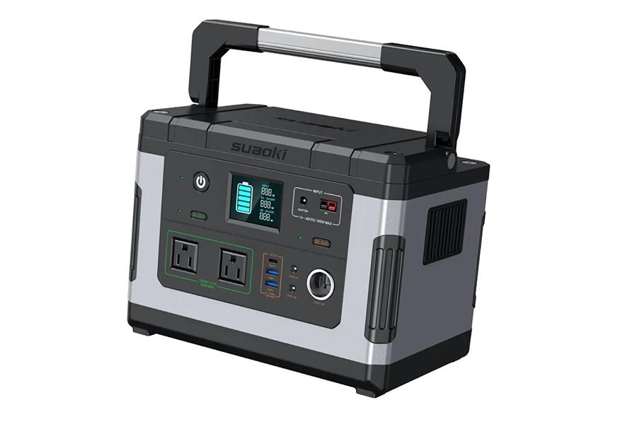 Suaoki G500 generador solar portatil